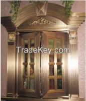 Custom-made Bronze Doors