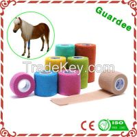 Medical Horse Hoof Self Sticky Cohesive Bandage