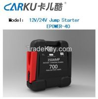 12v/24v vehicle jump starter /power bank