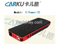 18000mAh vehicle jump start battery /jump starter
