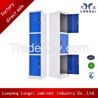 School locker steel storage clothes locker, single 1 door locker, 2 door locker, 3 door locker, 4 door locker and 5 door locker
