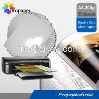 140g/160g/220g/250g/300g double side glossy photo paper