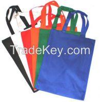 Black Screen Printed Non-Woven Polypropylene Eco Bag for Trade Show