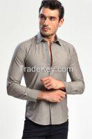 Men's Cotton Slim Fit Shirts