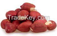 Raw Organic Peanuts