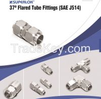 SUPERLOK Flared Tube Fitting (SAE J514)