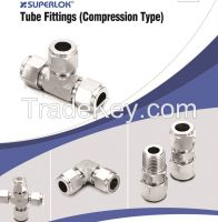 SUPERLOK compression Tube Fittings