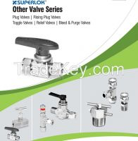SUPERLOK Other Instrumentaiton valves