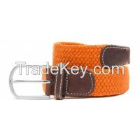 Fashion Womens Elastic Webbing Belt