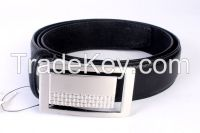 Split Leather Mens Belt