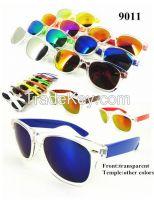 Wholesale Cheapest Plastic Custom Promotion Sunglasses