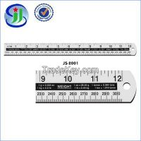 high quality 12inch aluminium scales straight ruler