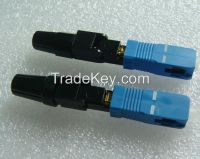 Fiber Optic SC Fast Connector