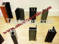 Thermal insulation aluminium profile 06