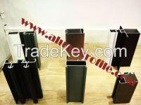Thermal insulation aluminium profile 01