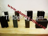 Thermal insulation aluminium profile 02