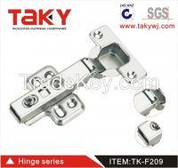TK-209 soft closing hinges iron cabinet door hinge