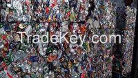 aluminium can scrap, electronic scrap, Compressor Scrap