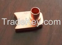 Copper Machined Parts