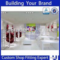 professional tailor made shop decorating design