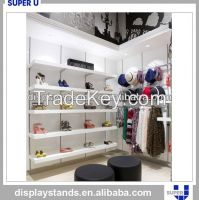 Shoes retail shop tailor made good quality retail racks
