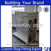 Underwear Shop Decoration Slatwall Graphic Display Rack