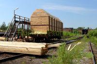 Wooden Poles,Sawn Wood,Railroad Sleepers