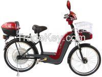 Cheap 250W Lead-Acid Battery Electric Bike (HP-802ZI)