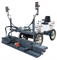 Factory Concrete laser screed