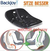 Backjoy Relief Posture+ sitsmart seat cover support Improvement for All Adults