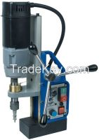 Magnet base portable core drilling machine