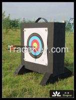 high density foam target