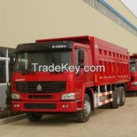 6X4 Heavy Duty Dump Truck