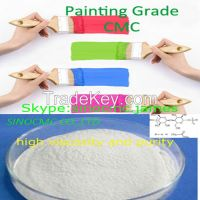 Painting Grade Sodium Carboxymethyl Cellulose(CMC)