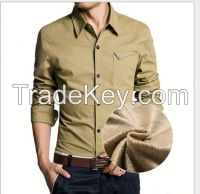Fashion Cotton long sleeve shirts Mens Shirts