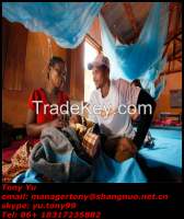 WHO recommends long lasting insecticide treated mosquito net for double bed