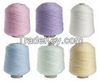 knitting acrylic yarn