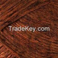 Metallic knitting yarn