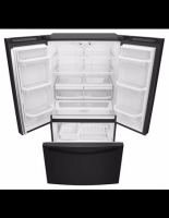 33-inch Wide French Door Refrigerator with Accu-Chill� System - 22 cu. ft.