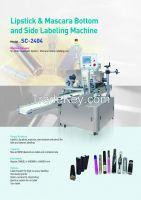 Lipstick & Mascara Labeling Machine