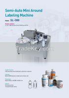 Semi-auto Labeling Machine