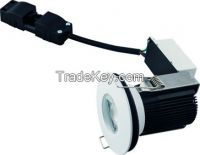 Fireproof TUV and UL standar LED downlight