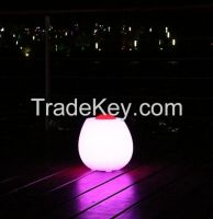 China Manufacturer Romantic 16 Colors Changing LED Mood Light