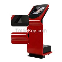 19 Inch Red Color Wifi Touch PC