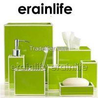Erainlife beautiful ERRE009 Ployresin bathroom set