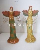 Erainlife beautiful ERRE004 Ployresin Golden Horse home decoration