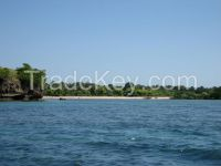 Beachfront land in Lombok