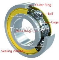 Factory Supply Deep  Groove Ball Bearings