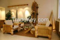 Sofa Bamboo looking buyer [149-400USD]/Set
