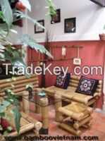 Bamboo Furniture looking Buyer[Sofa, Bed, Chair, Bench, Fence, Dining Set.]